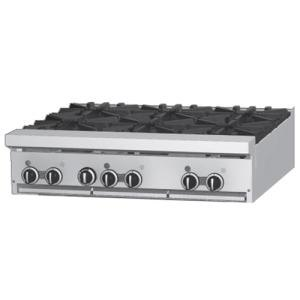 "Garland / US Range Liquid Propane Garland GF36-G36T Modular Top 36"" Gas Range with Flame Failure Protection and 36"" Griddle - 54,000 BTU at Sears.com"