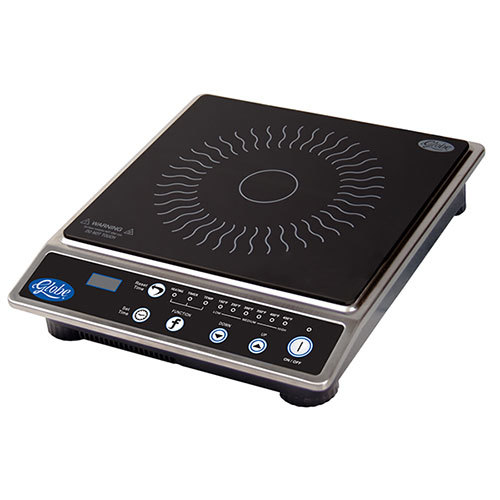 Ceramic Countertop Stove : Globe IR1800 Ceramic Countertop Induction Range with Digital Timer ...