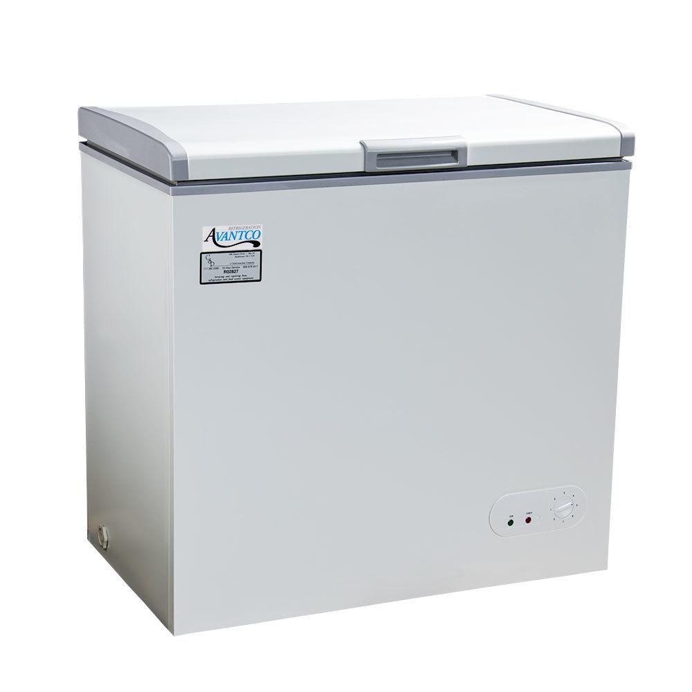 Avantco HF5 5.2 Cu. Ft. Commercial Chest Freezer