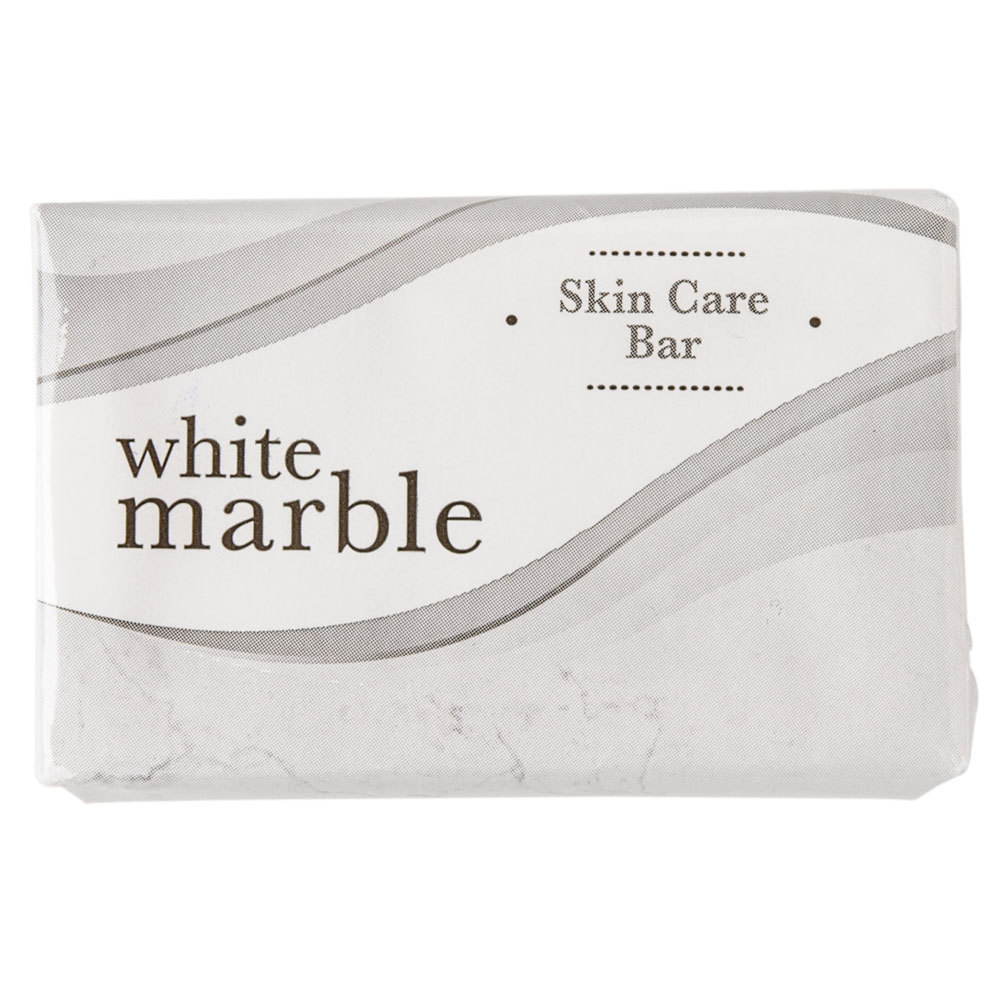Dial White Marble Tone Skin Care Soap 0 75 Oz 1000 Case