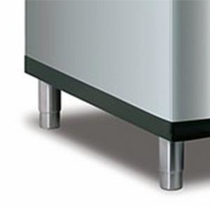 "Manitowoc Ice Manitowoc K-00153 4 5/8"" Adjustable Flanged Feet for Undercounter Ice Machines, Ice Machine Bins, and Floor Standing Dispensers at Sears.com"
