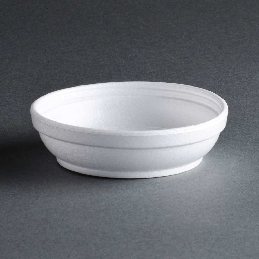 Dart 5B20 5 oz. Insulated White Foam Bowl - 1000 / Case at Sears.com