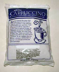 Pumpkin Spice Powdered Cappuccino Mix - 2 lb. Bag