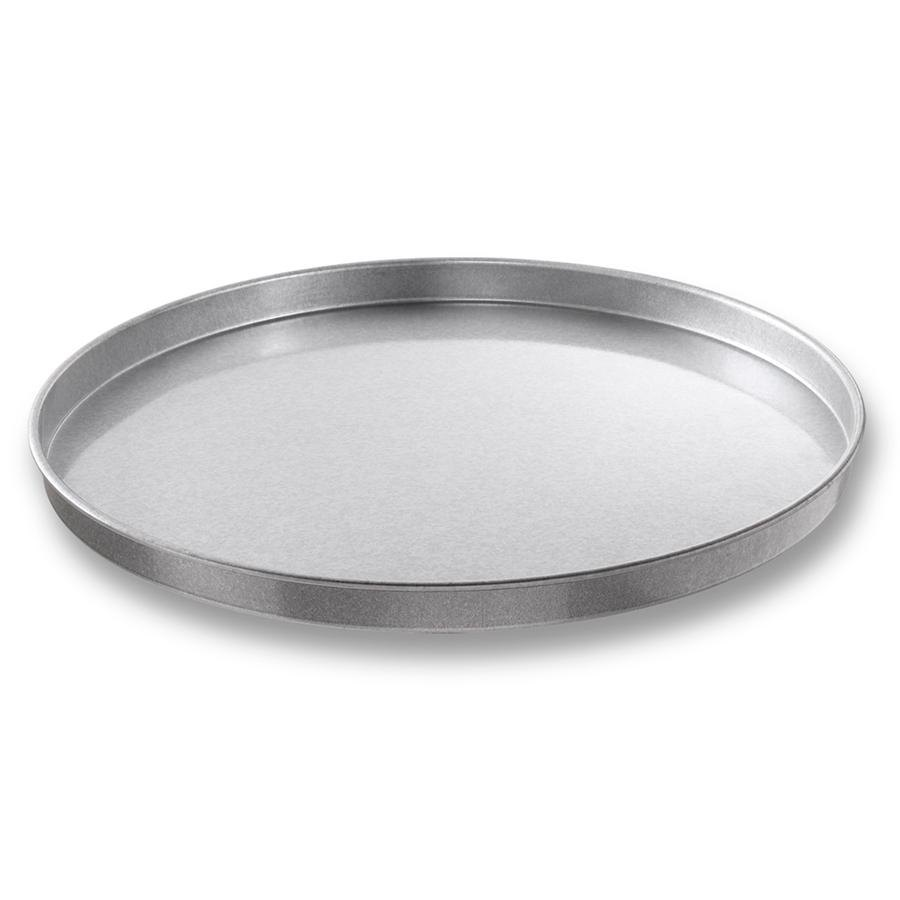 "Chicago Metallic 41610 16"" x 1"" Aluminized Steel Round Cake Pan / Pizza Pan"