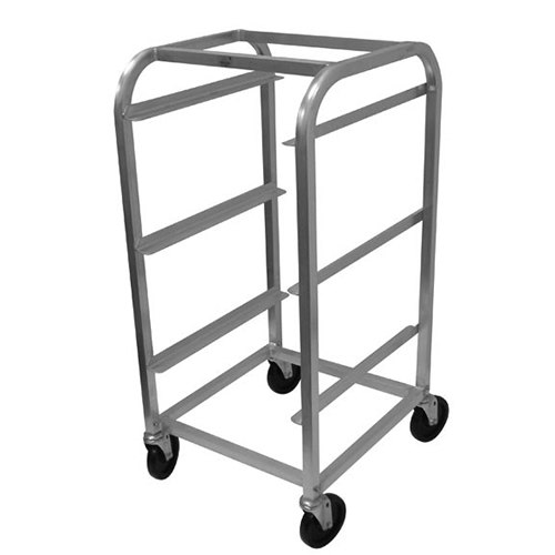 "Advance Tabco BC3 Bus Box Cart - 19"" x 20"" x 41"""