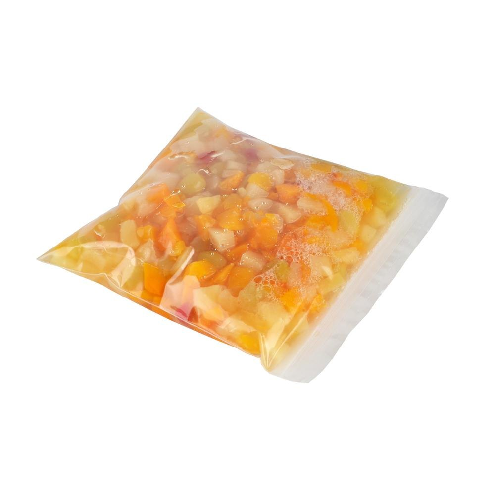 "8"" x 8"" Heavy Weight Lock Freezer Bag - 100 / Pack"