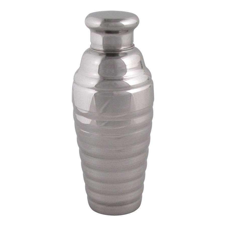Tablecraft BH376 16 oz Beehive Cocktail / Bar Shaker