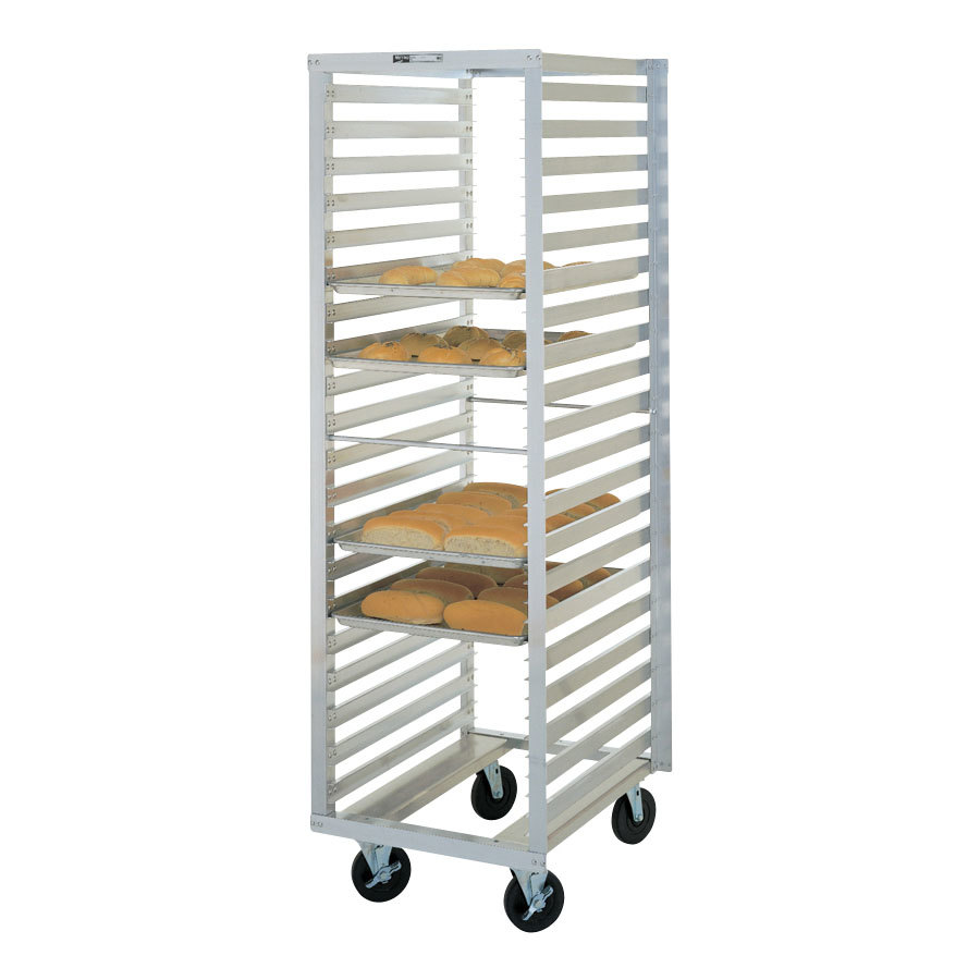 Metro RD3N Mobile End Load Bun Pan Rack (20 pan capacity)