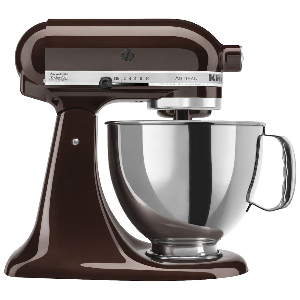 kitchenaid ksm150pses espresso artisan series 5 qt stand. Black Bedroom Furniture Sets. Home Design Ideas