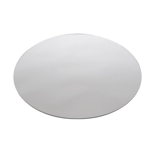 Buffet Enhancements 1BAMV25 Round Acrylic Mirror - 25/Case