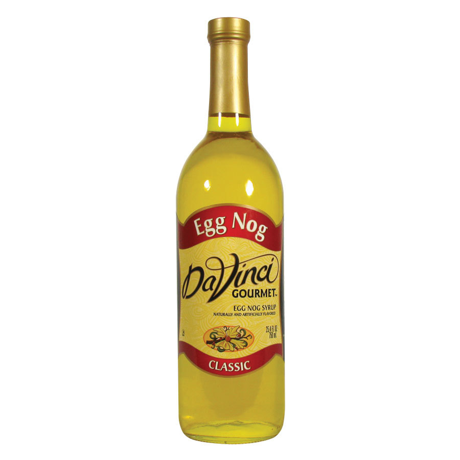 DaVinci Gourmet Eggnog Classic Coffee Flavoring Syrup