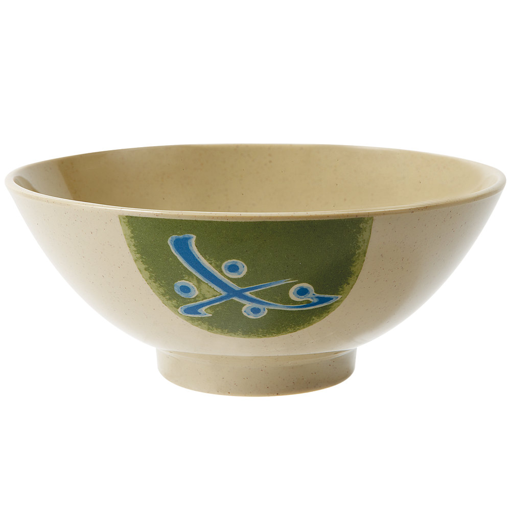 GET 257-TD Japanese Traditional 15 oz. Bowl - 12/Case