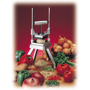 Nemco 55500-3 1/2 inch Easy Chopper Vegetable Dicer