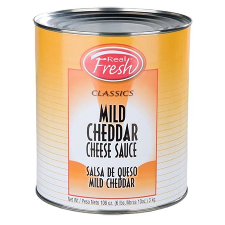 Advanced Food Products A5RFD1-BF Mild Cheddar Nacho Cheese Sauce #10 Can at Sears.com