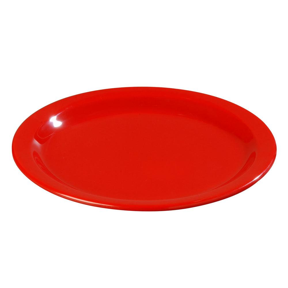 Melanine Plates Melange 6 Piece Melamine Dinner Plate Set