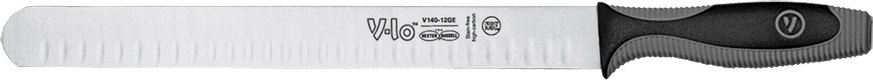 Dexter-Russell 29343 V-Lo 12 inch Duo-Edge Roast Slicing Knife