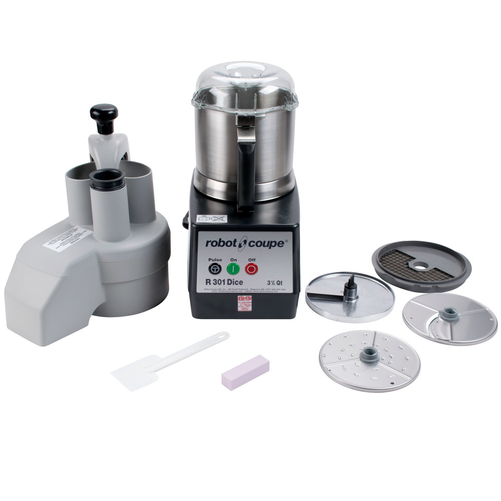 robot coupe r301 dice ultra combination continuous feed batch bowl food processor dicer with. Black Bedroom Furniture Sets. Home Design Ideas