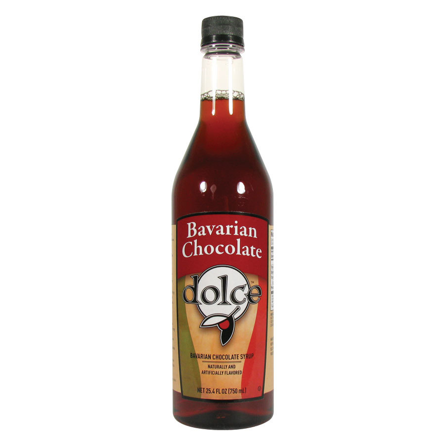 Dolce Chocolate Coffee Flavoring Syrup