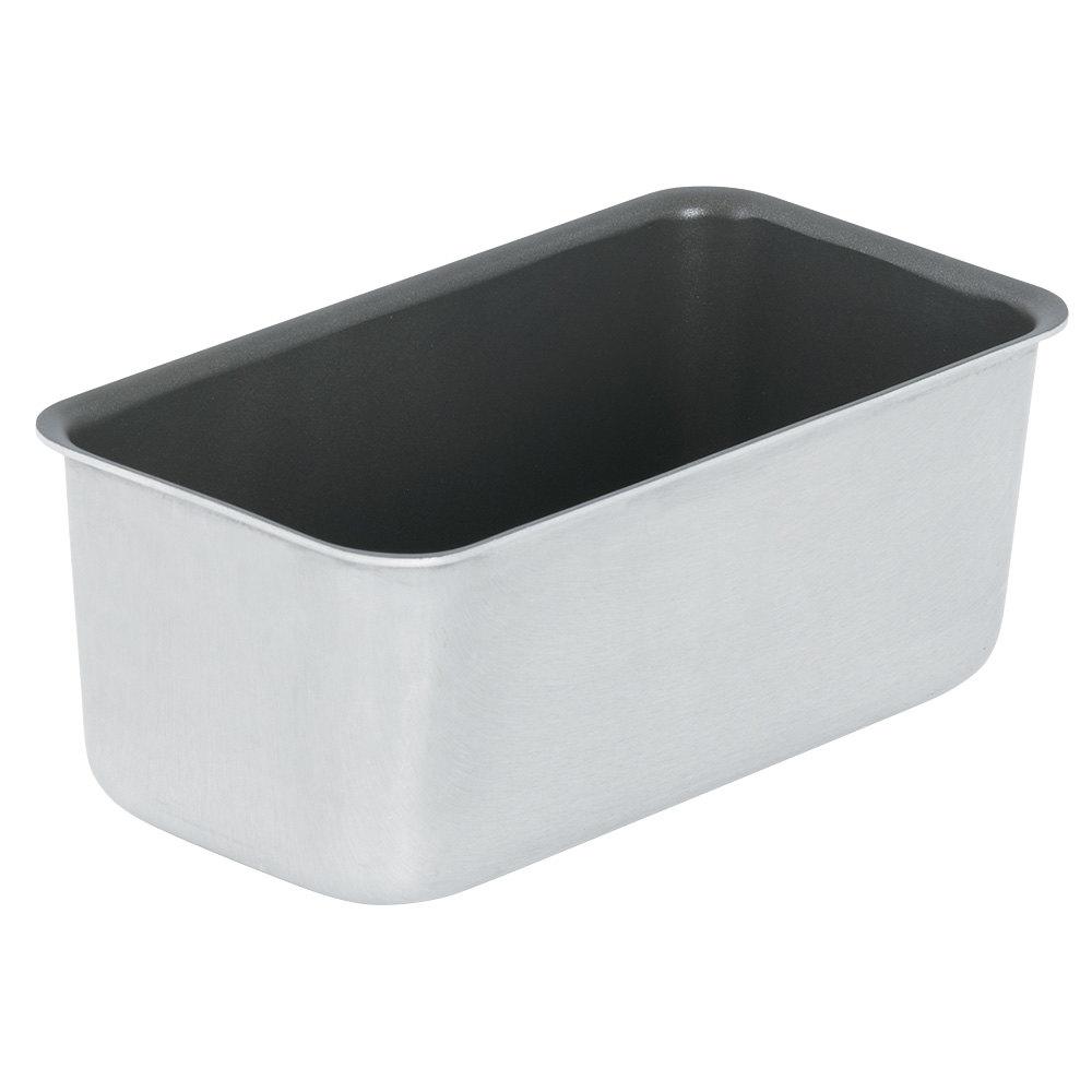 Vollrath S5435 Wear Ever 5 Lb Non Stick Aluminum Loaf Pan