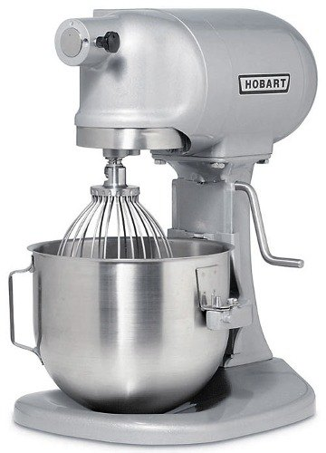Hobart N50 5 Qt. Mixer with Accessories - 120V