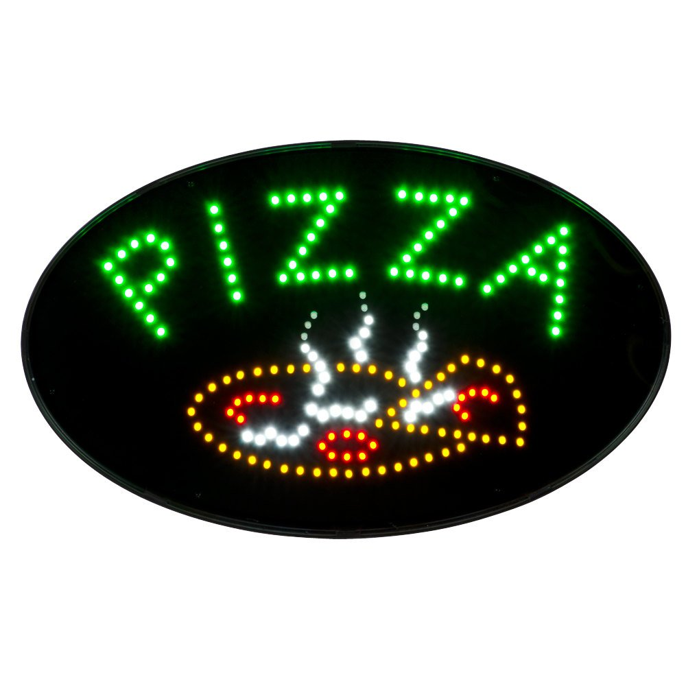 Choice LED Pizza Sign