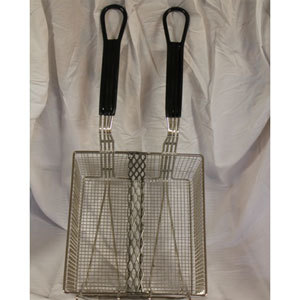 R & V Works Double Fryer Basket for FF2 Cajun Deep Fryer