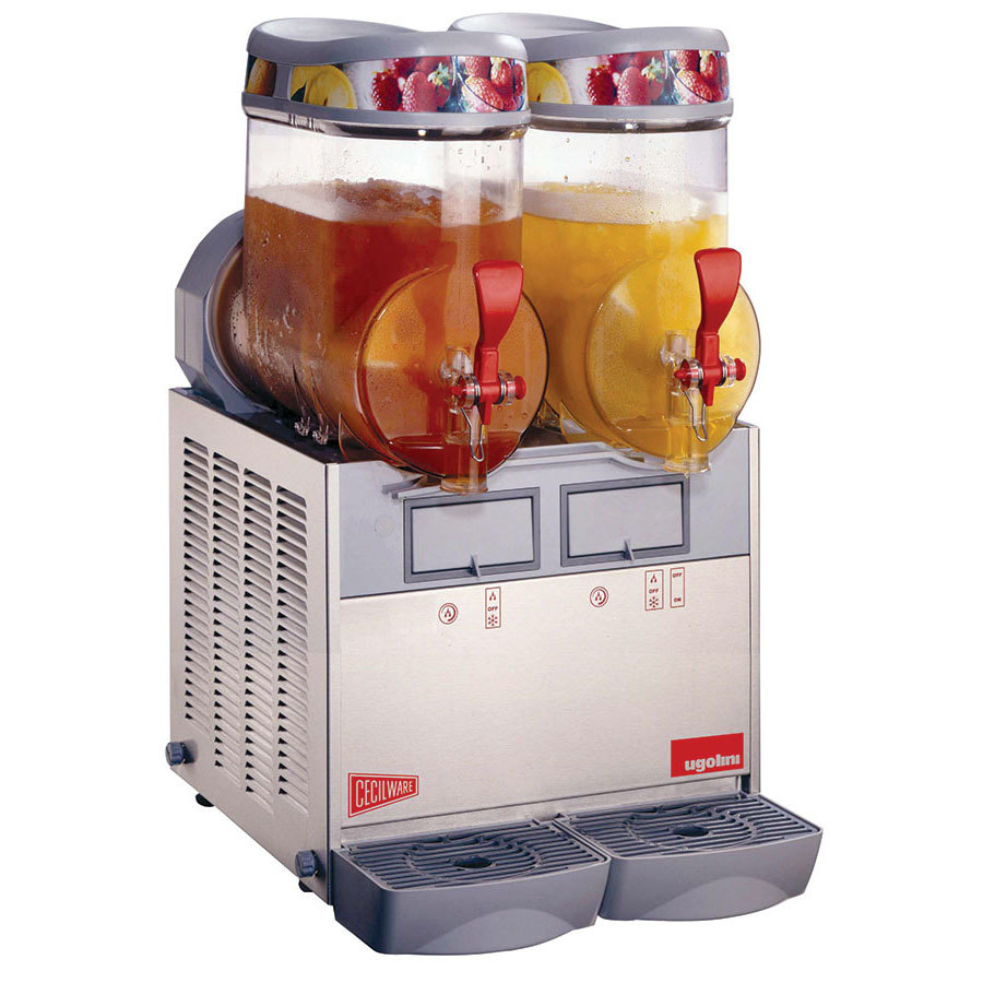Grindmaster Cecilware Cecilware FrigoGranita MT2MINI Twin 1.5 Gallon Slush Machine - 120V at Sears.com