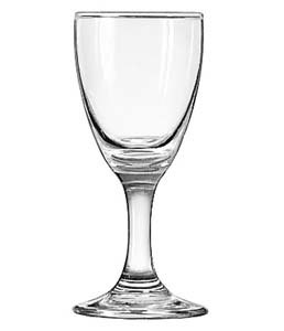 Libbey 3788 Embassy 3 oz. Sherry Glass 12/Case
