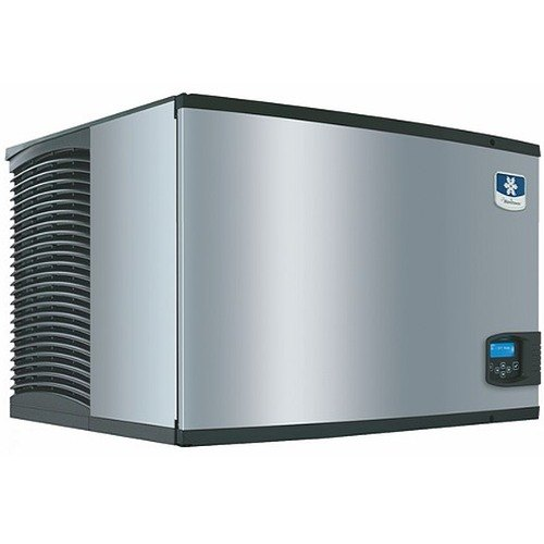 Manitowoc Indigo Series IY-0686C 634 Pound QuietQube Half Size Cube Ice Machine 30 inch Wide - Remote Cooled