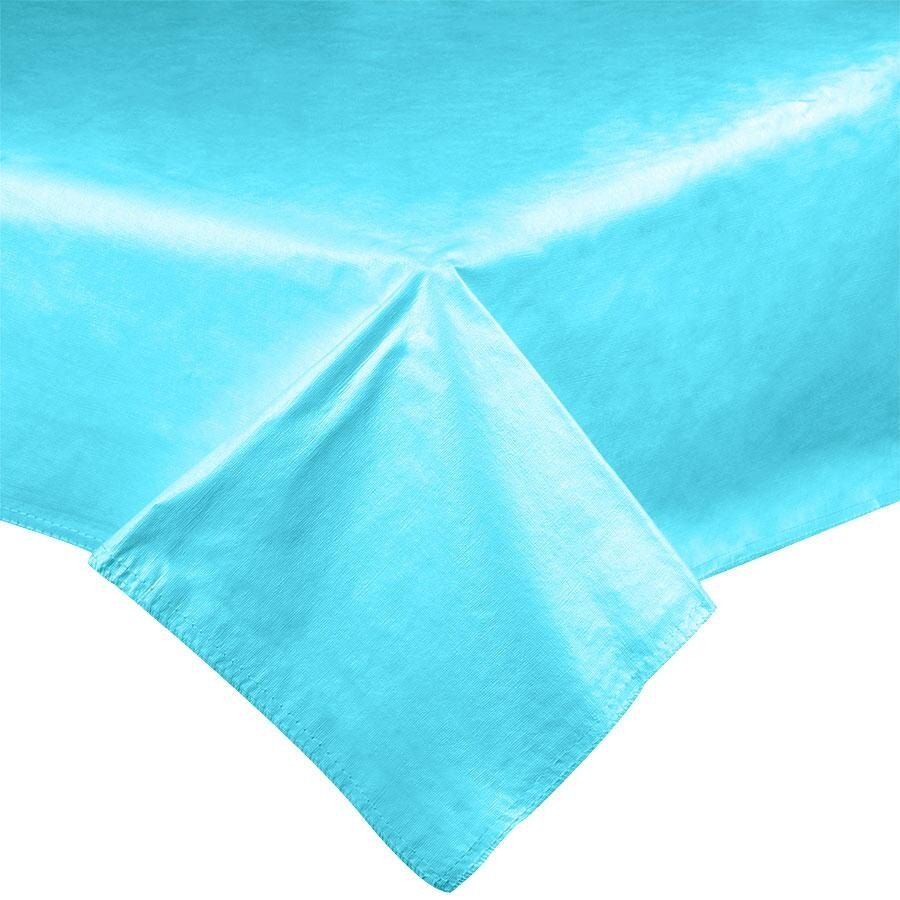 Blue Vinyl Table Cover with Flannel Back - 25 Yard Roll at Sears.com