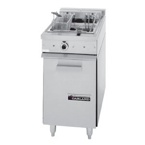 Garland / US Range 240V Single Phase Garland S18F Sentry Series Range Match 30 lb. Electric Floor Fryer - 12 kW at Sears.com