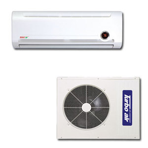 Turbo Air Conditioning Turbo Air TAS-12U Mini Ductless Split Type Wall Mount Air Conditioner - 12000 BTU at Sears.com