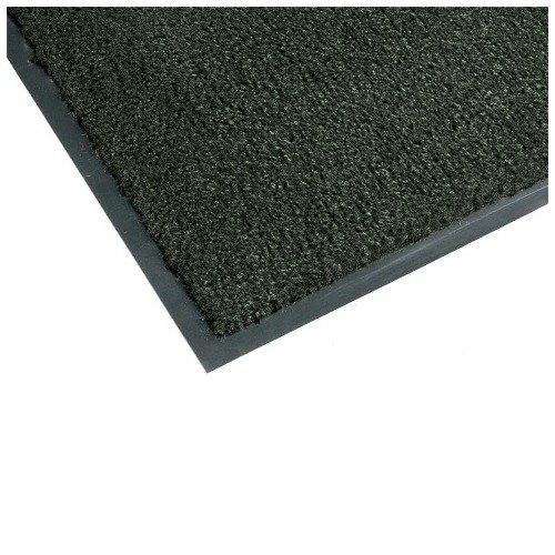 Teknor Apex NoTrax T37 Atlantic Olefin 4468-155 4' x 60' Roll Carpet Entrance Floor Mat - Green