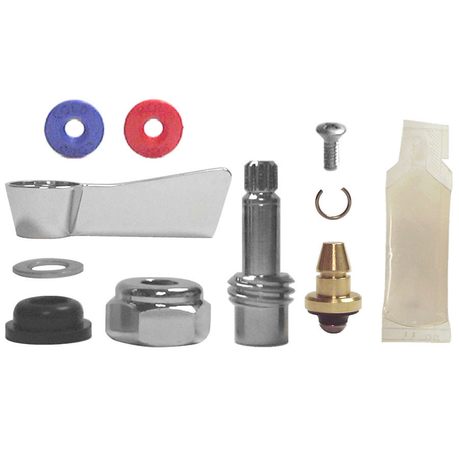 Fisher 3000-0001 Left Hand Swivel Stem Repair Kit