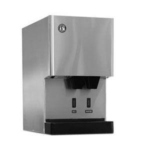 Countertop Ice Maker Water Dispenser : ... Countertop Ice Maker and Water Dispenser - 8.8 lb. Storage Air Cooled
