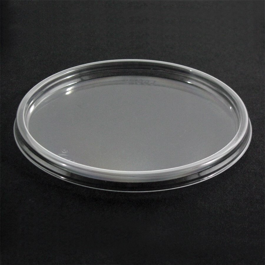 Dart 20CLR Clear No Vent Lid 1000/Case