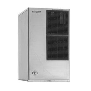 "Hoshizaki KM-650MWH Slim Line Series 22"" Water Cooled Crescent Cube Ice Machine - 661 lb."