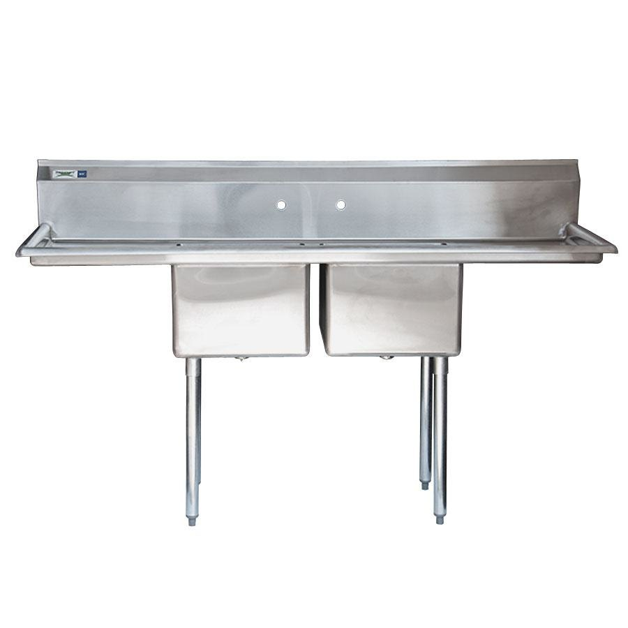 Stainless Industrial Sink : Regency 72