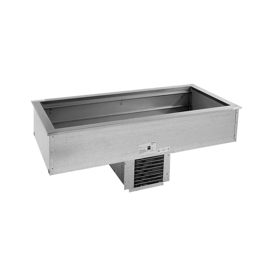Delfield N8130B Two Pan Drop In Refrigerated Cold Food Well