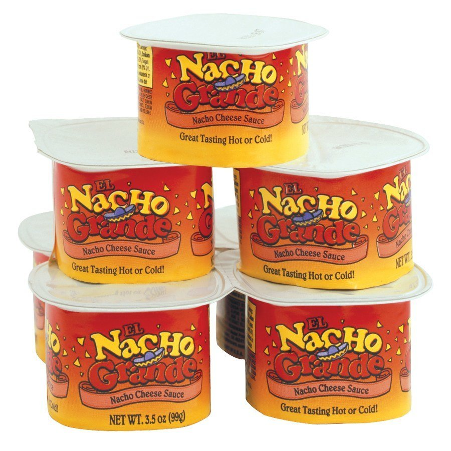 Gold Medal 5277 3 1/2 oz. Nacho Cheese Sauce Portion Pack 48/Case at Sears.com