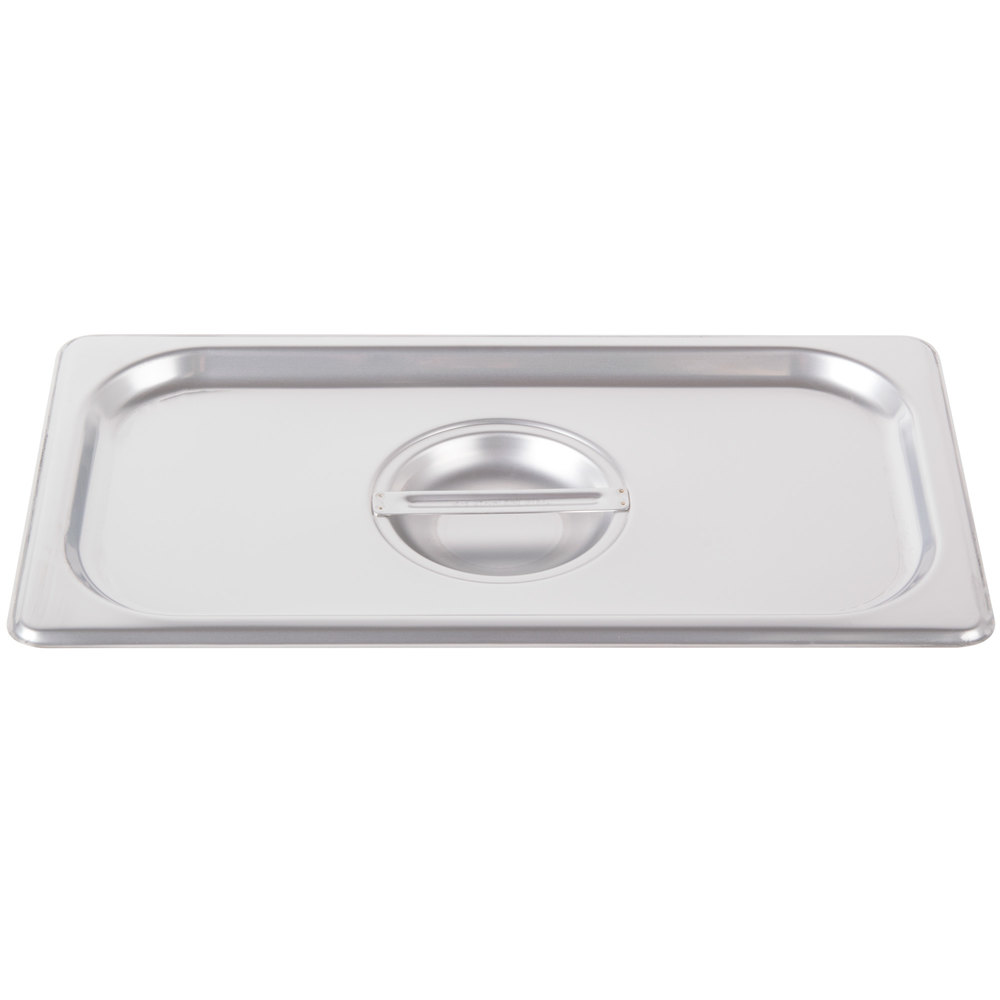 1/3 Size Solid Steam Table / Hotel Pan Cover