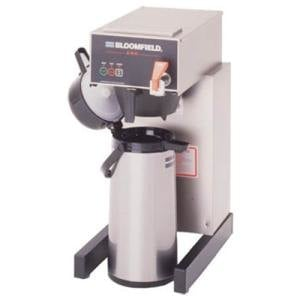 Bloomfield 1088AF E.B.C. Automatic Airpot Coffee Brewer - Touchpad Controls, 120/240V