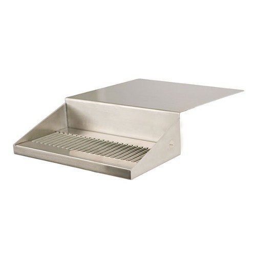 "Micro Matic DP-J-12 12"" Jockey Box Drip Tray"
