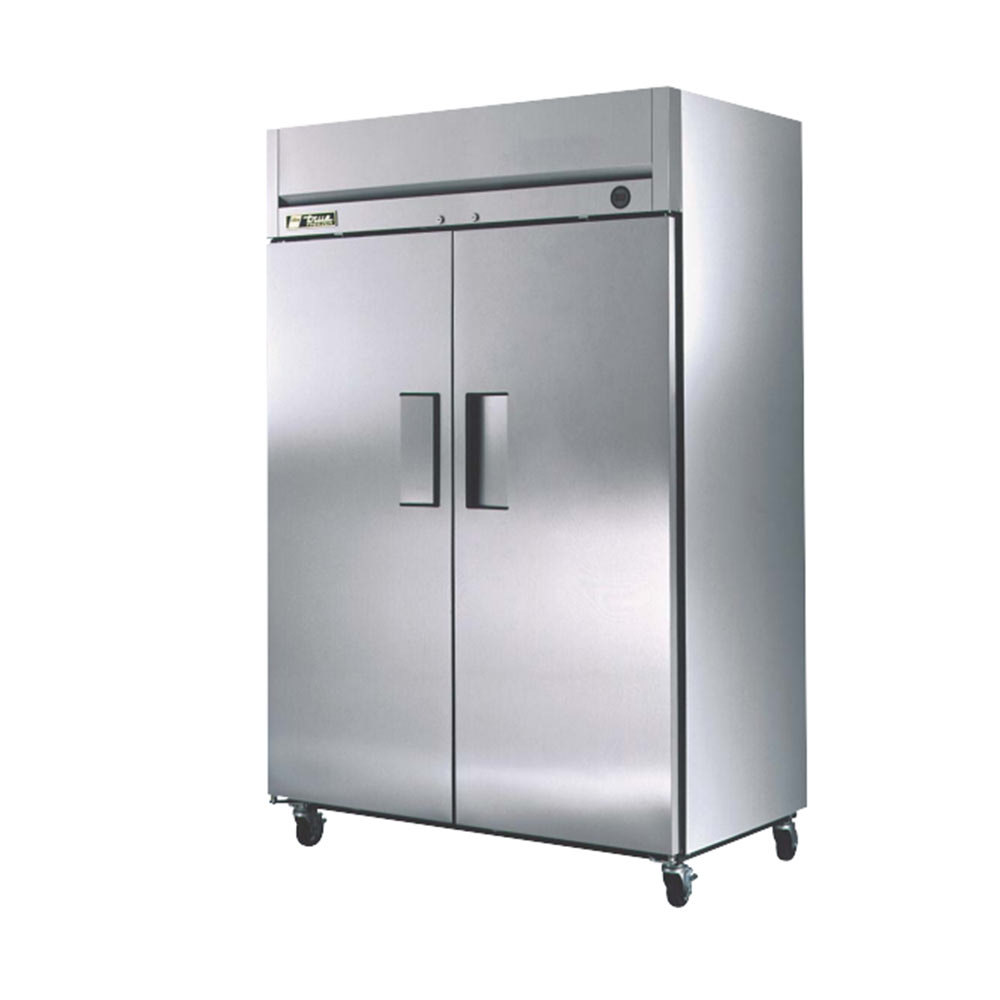 True TM-52F Two Section Reach In Freezer - 52 Cu. Ft.