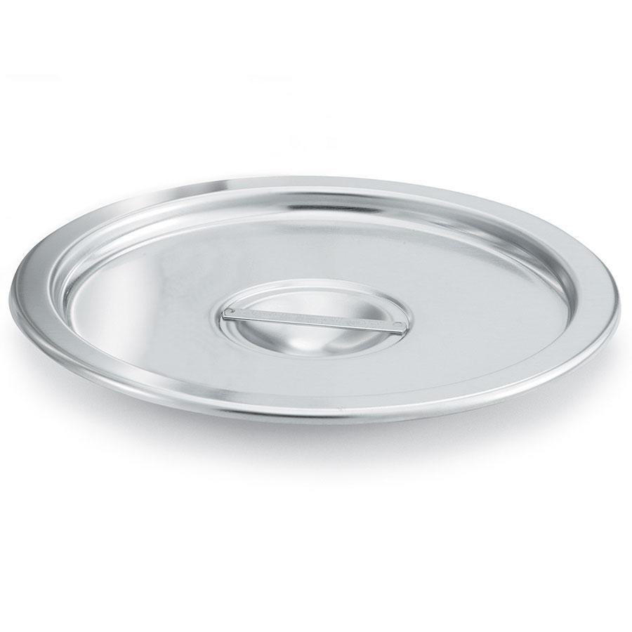 Vollrath 79120 Wear-Ever Stainless Steel Cover for 78760 Bain Marie Pot and 78431 and 78331 Sauce Pans