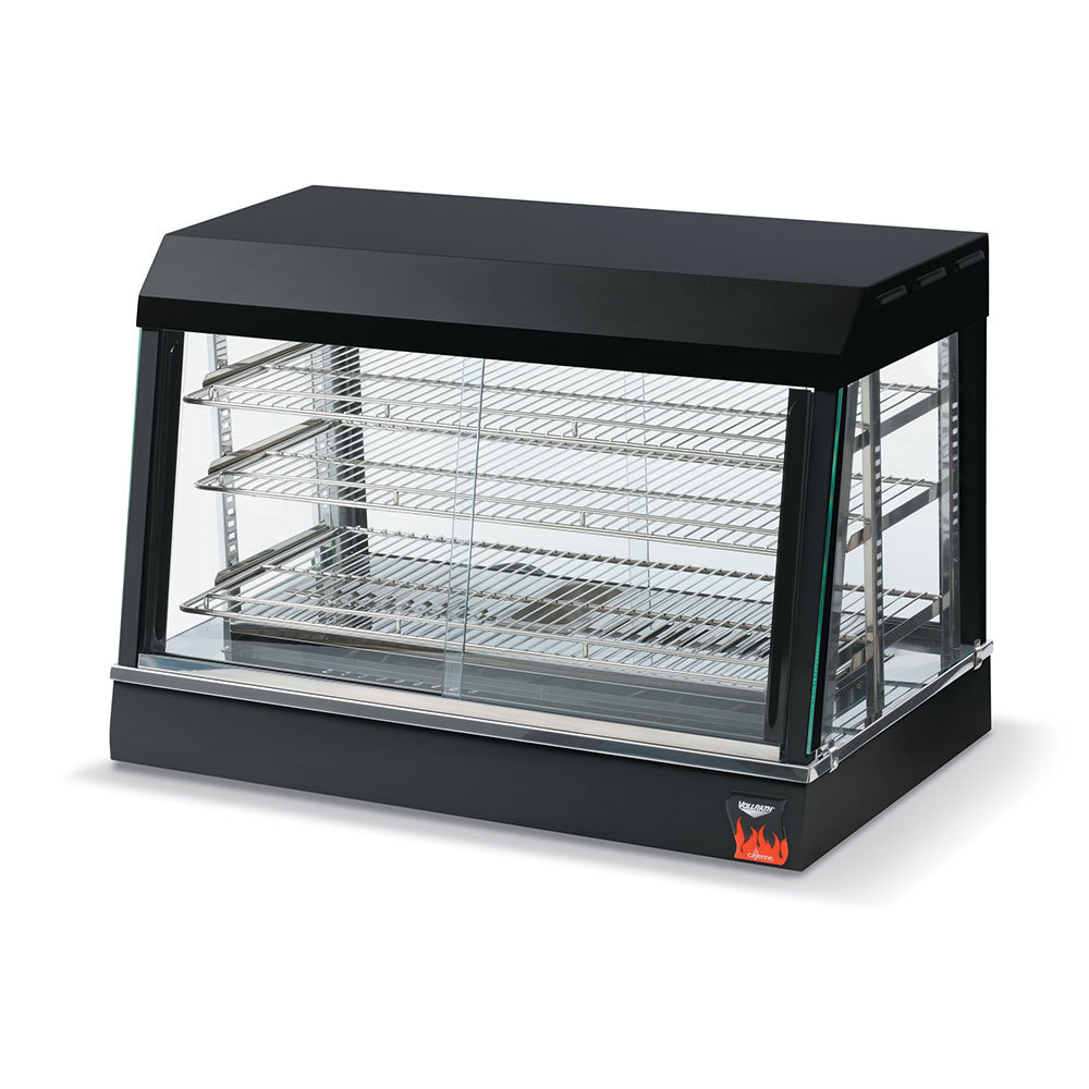 Vollrath 40734 36 inch Hot Food Display Case / Warmer / Merchandiser 1500W (Anvil FMA7036)