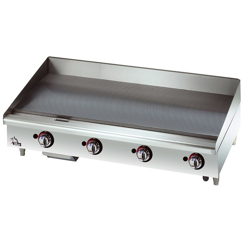 Countertop Gas Griddle : Star Max 636MF 36