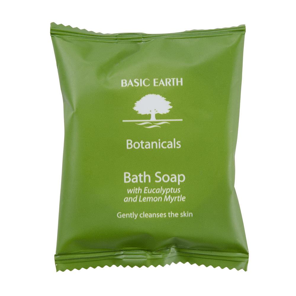 Basic Earth Botanicals Hotel And Motel Wrapped Bath Soap 1