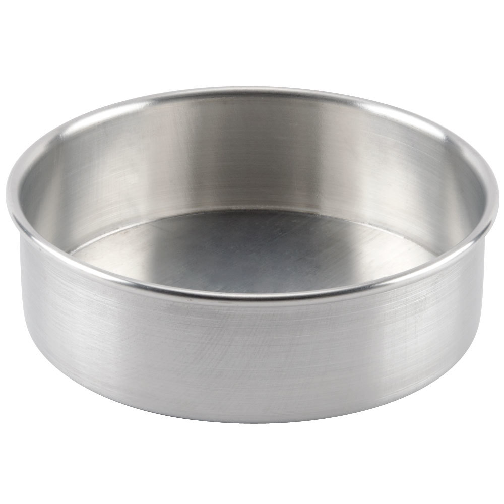 8 Quot X 2 Quot Aluminum Cake Pan With Removable Bottom