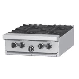 "Garland / US Range Natural Gas Garland G24-G24T Modular Top 24"" Gas Range with 24"" Griddle - 132,000 BTU at Sears.com"